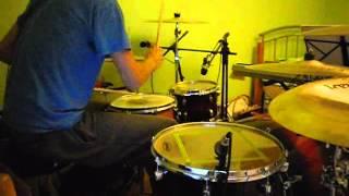 KALI A PETER PANN - Mýlia sa (drum cover)