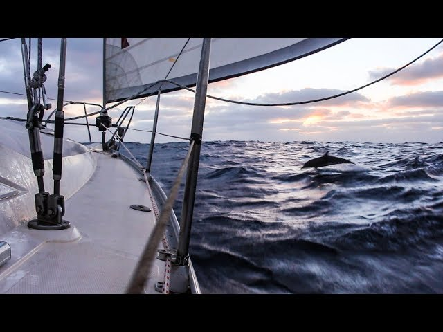 TIPS FROM THE TOP: Crossing an Ocean