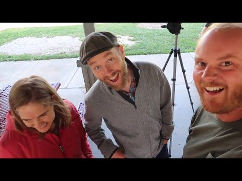 We Met Justin Rhodes, Art and Bri, The Hollar Homestead and More!!