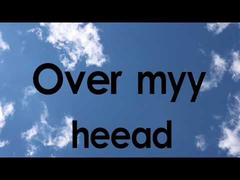 ECHOSMITH-OVER MY HEAD (KARAOKE VERSION)