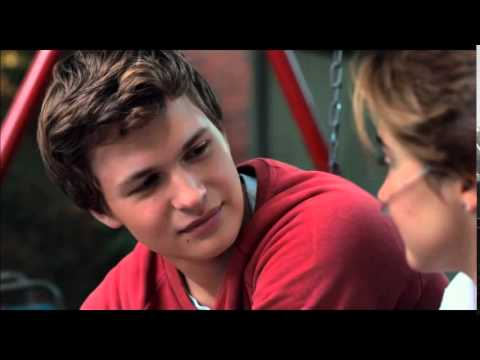 ♥ Hazel & Gus / Not About Angels #TFIOS - The Fault In Our Stars ♥