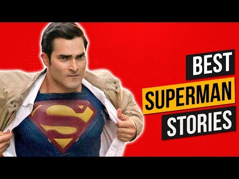 Best Superman Stories