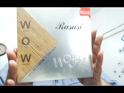 Rasasi Woody – Urdu /Hindi Review