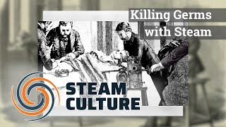 Killing Germs with Steam Using the Carbolic Steam Sprayer - Steam Culture