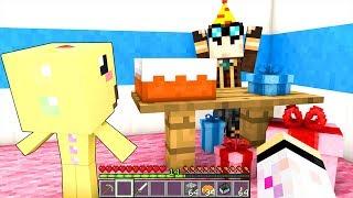 LA FESTA DI COMPLEANNO DI MIA FIGLIA! - Casa di Minecraft #52