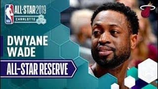 Best Of Dwyane Wade 2019 All-Star Reserve | 2018-19 NBA Season