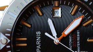 Обзор часов Parnis: полный фарш за $120. Стоит ли покупать?