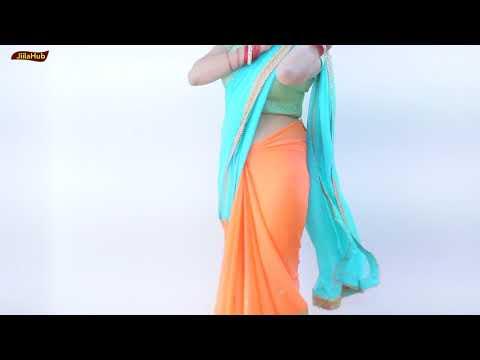 How to Wear Half & Half Saree | Right Way To Drape Sari & Look Slim in Thin Pleats