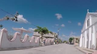 Haiti Port Salut Centre ville, Gopro / Haiti Port Salut City center, Gopro