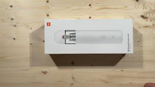 Erste Eindrücke des Xiaomi Vacuum Cleaner mini