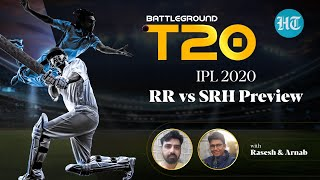 KKR vs RCB and RR vs SRH Preview on Battleground T20