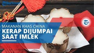 Kue Keranjang, Makanan Bersejarah Negeri Tionghoa yang Biasa Dijumpai saat Perayaan Imlek