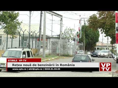 Rețea nouă de benzinării în România