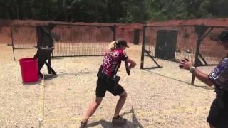 Janna Reeves at the June Atlanta 3 Gun Match