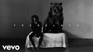 6LACK Ft. BANKS   In Between (Official Audio)