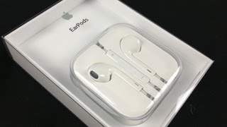 Apple EarPods: Unboxing and Review