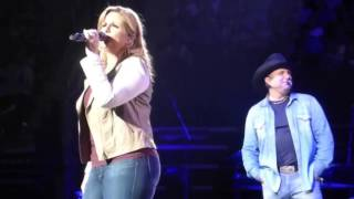 Georgia Rain - Trisha Yearwood  & Karyn Rochelle & Garth Brooks