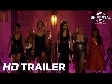Pitch Perfect 3 (2018) Teaser Trailer (Universal Pictures) HD