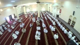 preview picture of video 'إفتتاح جامع الإيمان (ظاهر الفوارس) 2014'