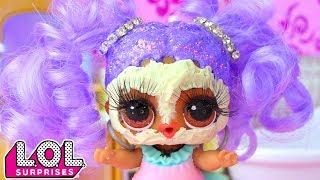 Мария В ШОКЕ! Панки пришел к ней домой, но что то пошло не так! Мультик куклы ЛОЛ сюрприз LOL dolls
