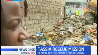10 confirmed dead, 36 rescued so far in Tassia Tragedy