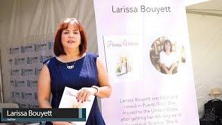 L.A. Times Festival of Books | Larissa Bouyett Interview
