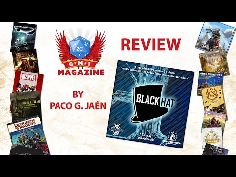 Video Review Presentation - Black Hat