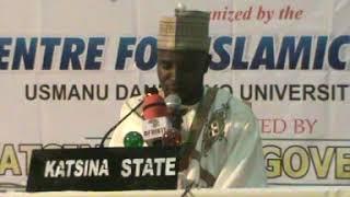 2018 Nigerian Musabaqah: Katsina State 60 Hizb and Tafseer. Male Participant