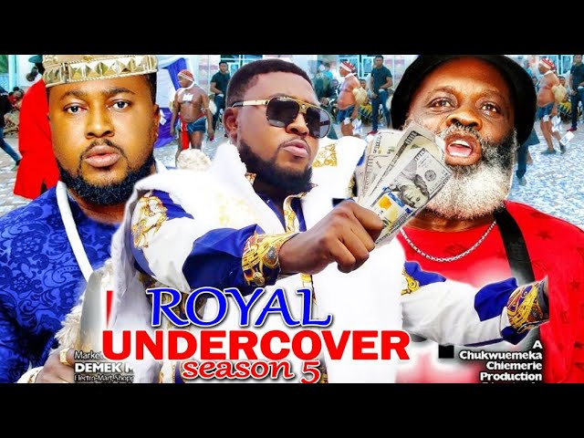 Royal Undercover (2021) (Part 5)