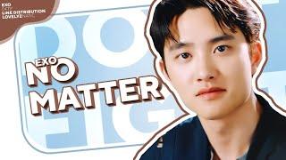 EXO (엑소) - 훅 'No Matter'   Line Distribution