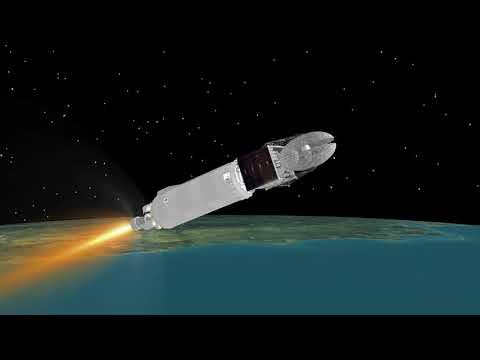 Atlas V TDRS-M Mission Profile