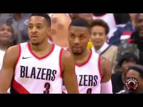 Portland Trail Blazers vs Washington Wizards Full Game Highlights - November 25, 2017