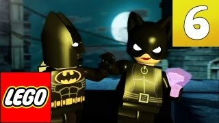 LEGO: Batman The Video Game - Part 6 - Catwoman