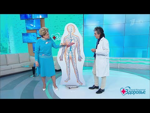 Здоровье. Цирроз печени. Новейший метод лечения(06.05.2018)