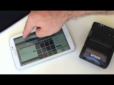 Imprimiendo desde iPad y Android en impresora de tickets EPSON