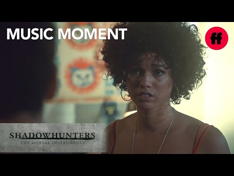 "Shadowhunters | Season 2, Episode 16 Music: ""Four Walls (The Ballad Of Perry Smith)"" | Freeform"