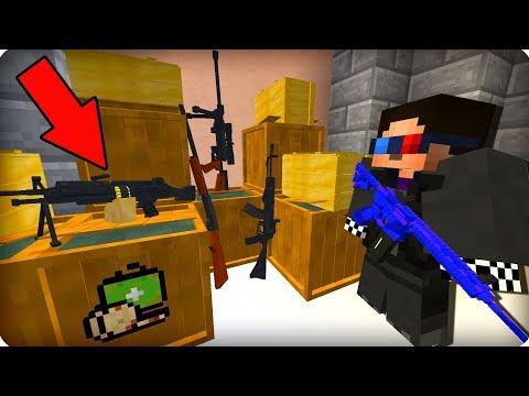Нашел склад с оружием [ЧАСТЬ 89] Зомби апокалипсис в майнкрафт - (Mинекрафт - Сериал)