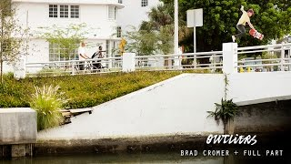 Brad Cromer In Outliers   TransWorld SKATEboarding