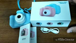 How to use Children's Digital camera