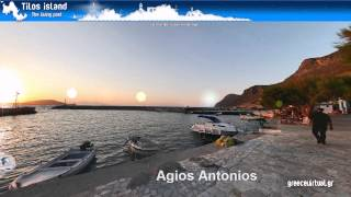 Tilos - play tour Video by Greecevirtual