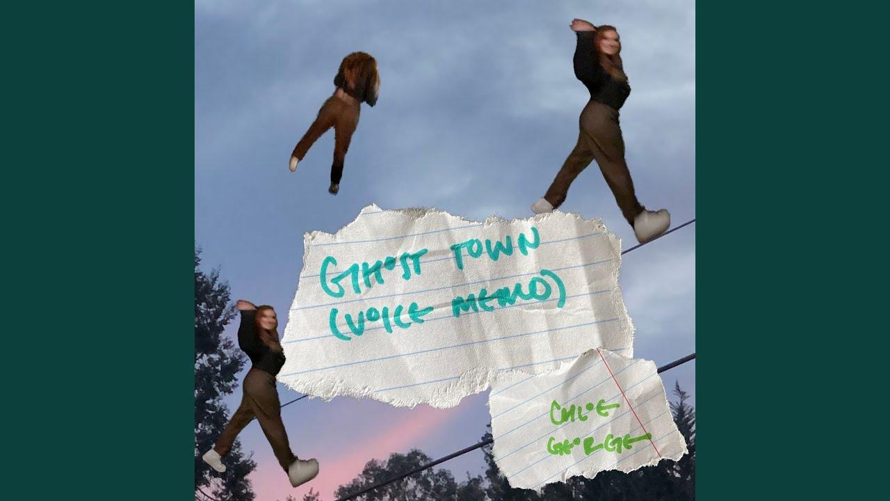Lirik Lagu Ghost Town (Voice Memo) -  Chloe Gasparini dan Terjemahan