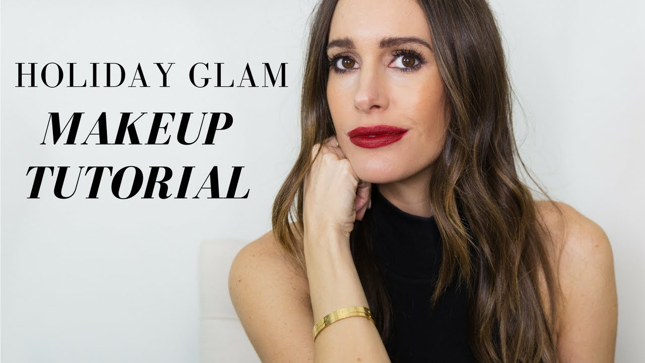 Va-Va-Voom! Holiday Glam Makeup Tutorial