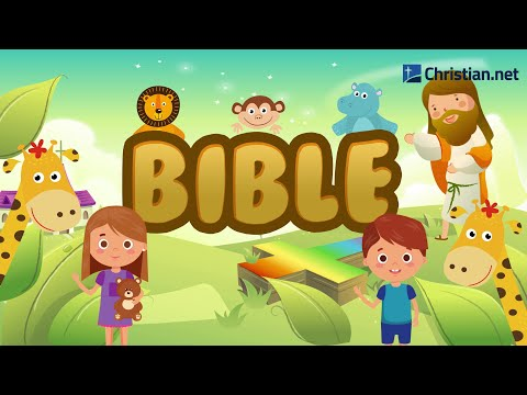 The B-I-B-L-E | Christian Songs For Kids