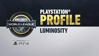 Luminosity Gaming: PlayStation Profiles