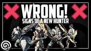 10 Things You're Doing Wrong - STARTER GUIDE   MHW Iceborne
