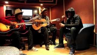 2Face Idibia & The Core DJ's Tribute to Trayvon Martin
