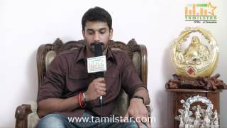 Actor Arulnithi Special Interview