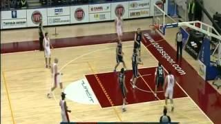 Bradley Buckman vs Anadolu Efes 2011-2012