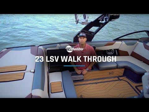 Malibu 23 LSVvideo