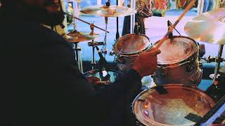 We Give You Glory by Don Moen - (Sunday Service) - Drum Cam
